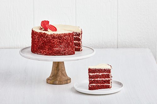 Buttermilk Red Velvet Cake